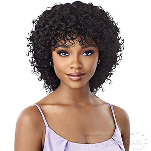 Outre Mytresses Purple Label 100% Unprocessed Human Hair Wig - HH MAYRA