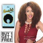 Zury Sis Naturali Star Sew In 100% Human Hair Weave - 3C CURLY (Buy 1 Get 1 FREE)