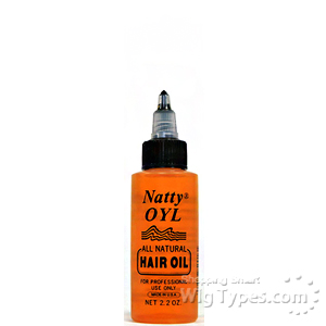 Natty OYL Hair Oil 2.2oz
