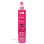 On Natural Wig & Weave Conditioner & Detangler Pomegranate 8oz