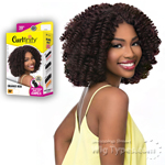 Sensationnel Curlfinity Synthetic Braid - ORANGE ROD 20 (20pcs)