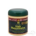 Organic Root Stimulator Hair Mayonnaise Treatment 16 Oz