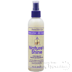 Organic Root Stimulator Natural Hair Care Nature's Shine 8 oz