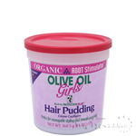 Organic Root Stimulator Olive Oil Girls Hair Pudding 13 oz