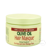 Organic Root Stimulator Olive Oil Hair Masque Intense Treatment 11 oz