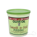 Organic Root Stimulator Olive Oil Smooth-n-Hold Pudding Moisturizing Gel 13 oz
