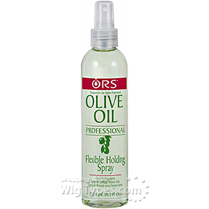 ORS Olive Oil Flexible Holding Spray 8oz