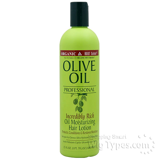 Organic Root Stimulator Olive Oil Moisturizing Hair Lotion ...