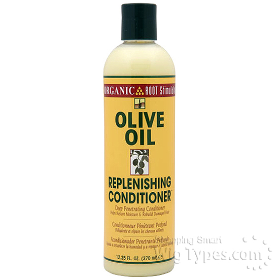 Organic Root Stimulator Olive Oil Replenishing Conditioner Natural Hair