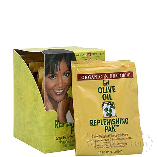 Olive Oil Replenishing Pak Natural Hair