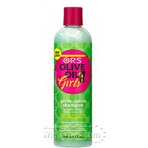 ORS Olive Oil Girls Gentle Cleanse Shampoo 13oz