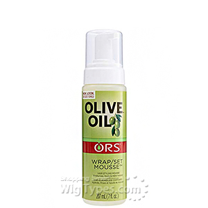 ORS Olive Oil Wrap/Set Mousse 7 oz