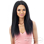 Organique Mastermix Weave - ORGANIQUE BLOWOUT STRAIGHT 4PCS(14/16/18 + 5 deep part lace closure)