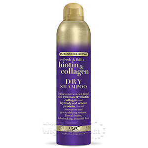 OGX Refresh & Full Biotin & Collagen Dry Shampoo 5oz