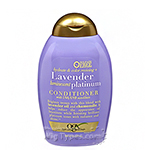 OGX Hydrate & Tone Reviving + Lavender Luminescent Platinum Conditioner 13oz