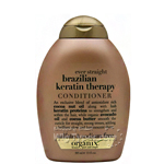 Organix Ever Straight Brazilian Keratin Therapy Conditioner 13oz