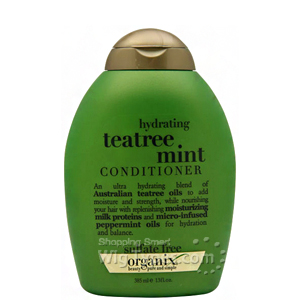 Organix Hydrating Teatree Mint Conditioner 13oz