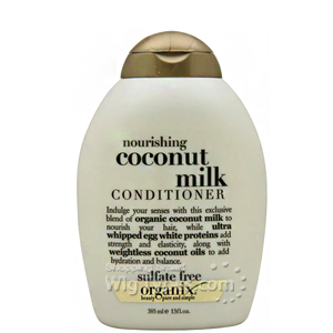 Organix Nourishing Coconut Milk Conditioner 13oz