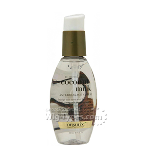Organix Nourishing Coconut Milk Serum 4oz