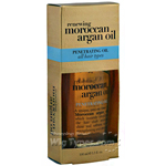Organix Renewing Moroccan Argan Oil Penetrating Oil 3.3oz
