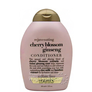 Organix Rejuvenating Cherry Blossom Ginseng Conditioner 13oz