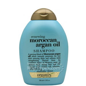 Organix Renewing Moroccan Argan Oil Shampoo 13oz