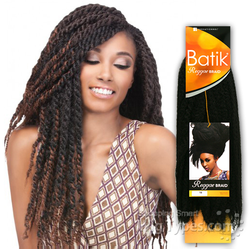 hair styles with clip in extensions synthetic braid wigtypes 7962 | batik reggae braid 600 140611120543