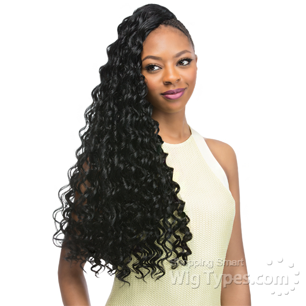 Outre Synthetic Braid X Pression Deep Twist 24 Wigtypes