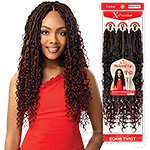 Outre Synthetic Braid - X PRESSION TWISTED UP 3X BOHO SPRING MERMAID LOCS 18