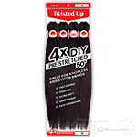 Outre Synthetic Braid - X PRESSION TWISTED UP 4X DIY PRESTRETCHED BRAID 50