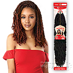 Outre Synthetic Braid - X PRESSION TWISTED UP WAVY BOMB TWIST 18