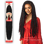 Outre Synthetic Braid - X PRESSION TWISTED UP PASSION BOHEMIAN CURL 24