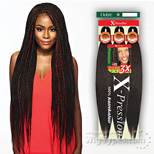 Outre X-Pression 3X ULTRA BRAID 42 (pre stretched)