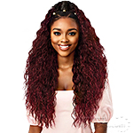 Outre Converti Cap + Wrap Pony Synthetic Hair Wig - YOUNG & WILD