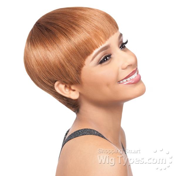 Outre 100 Human Hair Premium Duby Wig Bowl Cut