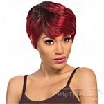 Outre 100% Human Hair Premium Duby Wig - FEATHER COMBO