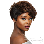 Outre 100% Human Hair Premium Duby Clipper Cut Wig - LOOSE