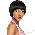 Outre 100% Human Hair Premium Duby Wig - OVAL FRINGE