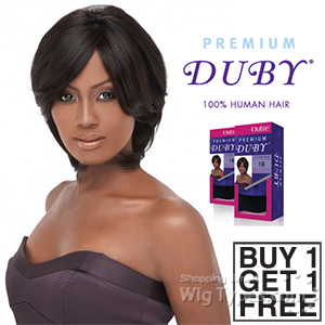 Outre 100% Human Hair Weaving - PREMIUM DUBY (Buy 1 Get 1 FREE)