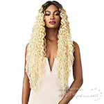 Outre Synthetic I-Part Swiss Lace Front Wig - SADIE 32