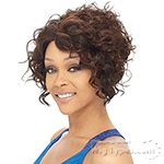 Outre Synthetic Lace Front Wig - KIKI