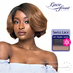 Outre Synthetic L-Part Swiss Lace Front Wig - ALEXA (futura)