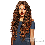 Outre Synthetic Swiss Lace Front Wig - AMARA (6 inch swiss lace deep parting)