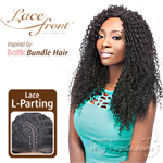 Outre Synthetic L Part Lace Front Wig - BATIK- CARIBBEAN BUNDLE HAIR (futura)