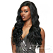 Outre Synthetic Brazilian Boutique Lace Front Wig - BODY (4 inch deep lace free parting)