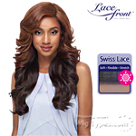 Outre Synthetic L-Part Swiss Lace Front Wig - CALI (futura)