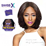 Outre Synthetic Swiss X Lace Front Wig - CAMILLA (4X4 Pre-Plucked Swiss Lace Part)