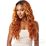 Outre Synthetic I-Part Swiss Lace Front Wig - CYNDRA