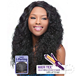 Outre Synthetic L-Part Lace Front Wig - DAENA (futura)