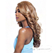 Outre Synthetic L-Part Swiss Lace Front Wig - EMMY (futura)